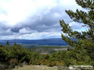 Sierra Alto Rey - Peña Mediodía; grupo montaña madrid; federacion de montaña de madrid;buitrago